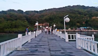 Dermaga Putih Labuan Bajo