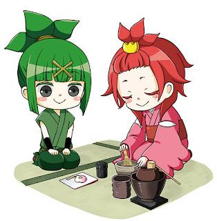 Tradisi upacara minum teh