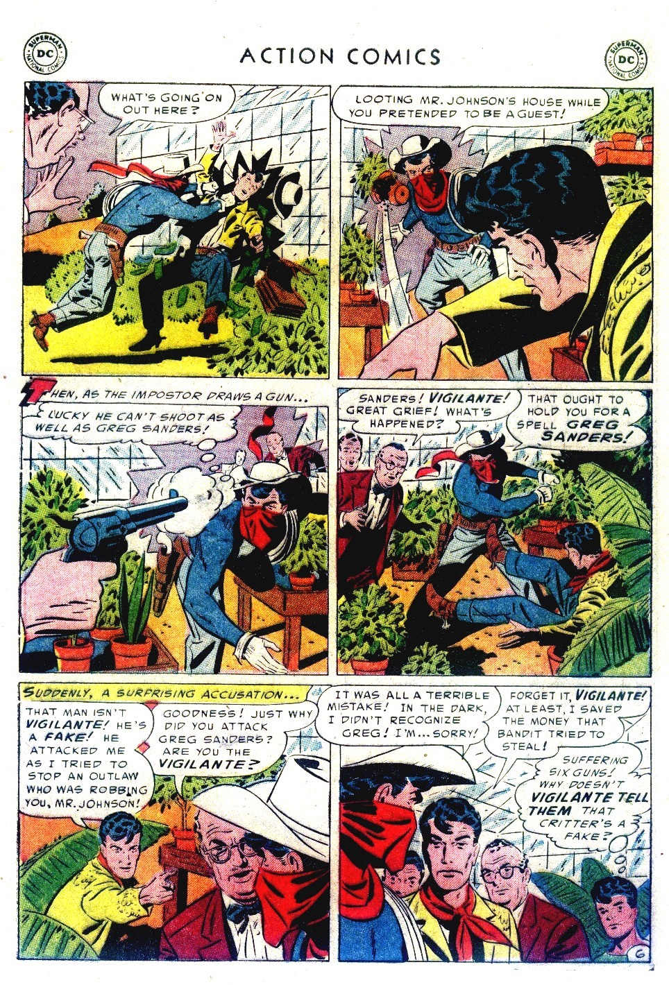Read online Action Comics (1938) comic -  Issue #192 - 39