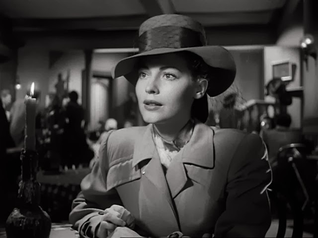 Style Essentials--Ava Gardner is Dressed to Kill in Vera West for