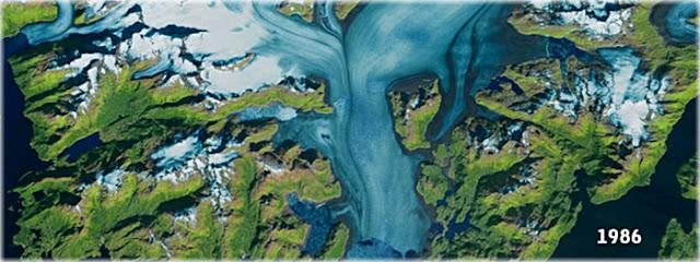 aumento do nível do mar