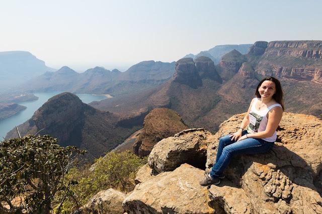 Cañón del rio Blyde, Ruta Panorama, Sudáfrica