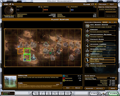 Galactic Civilizations 2: Twilight of the Arnor Game Screenshots 2008