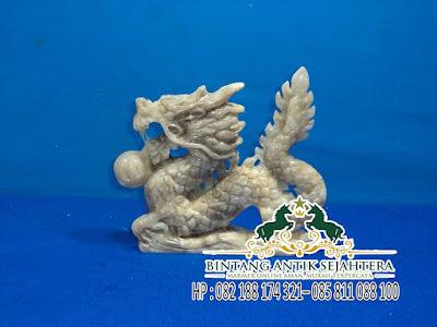 Jual Patung Naga Marmer | Patung Naga Onix