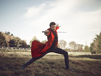 Oliver Stark in Into the Badlands Season 2 (13)