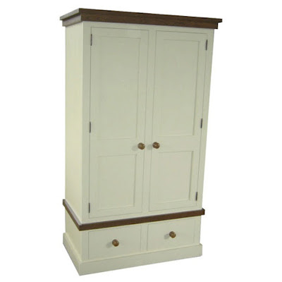 Teak Minimalist waredrobe and Armoire 2 door furniture,interior classic furniture code 110