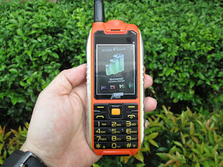 Hape Unik Prince PC-398 Antena 3SIM Baterai 10000mAh Sinyal Kuat