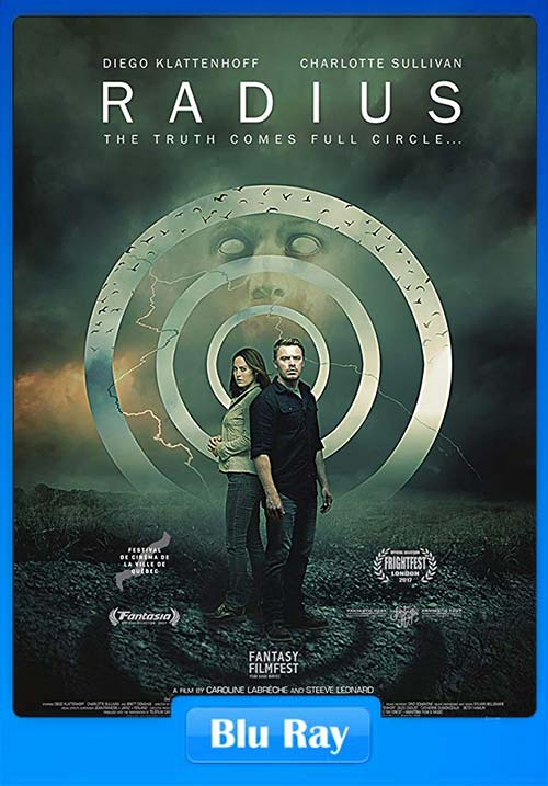 Radius (2017) Full Movie 480p BRRip x264 300MB