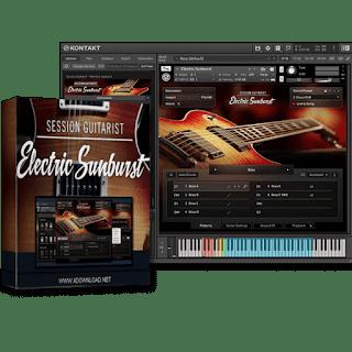 Native Instruments - Session Guitarist Electric Sunburst