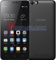 Cara Flash Lenovo Vibe C A2020a40