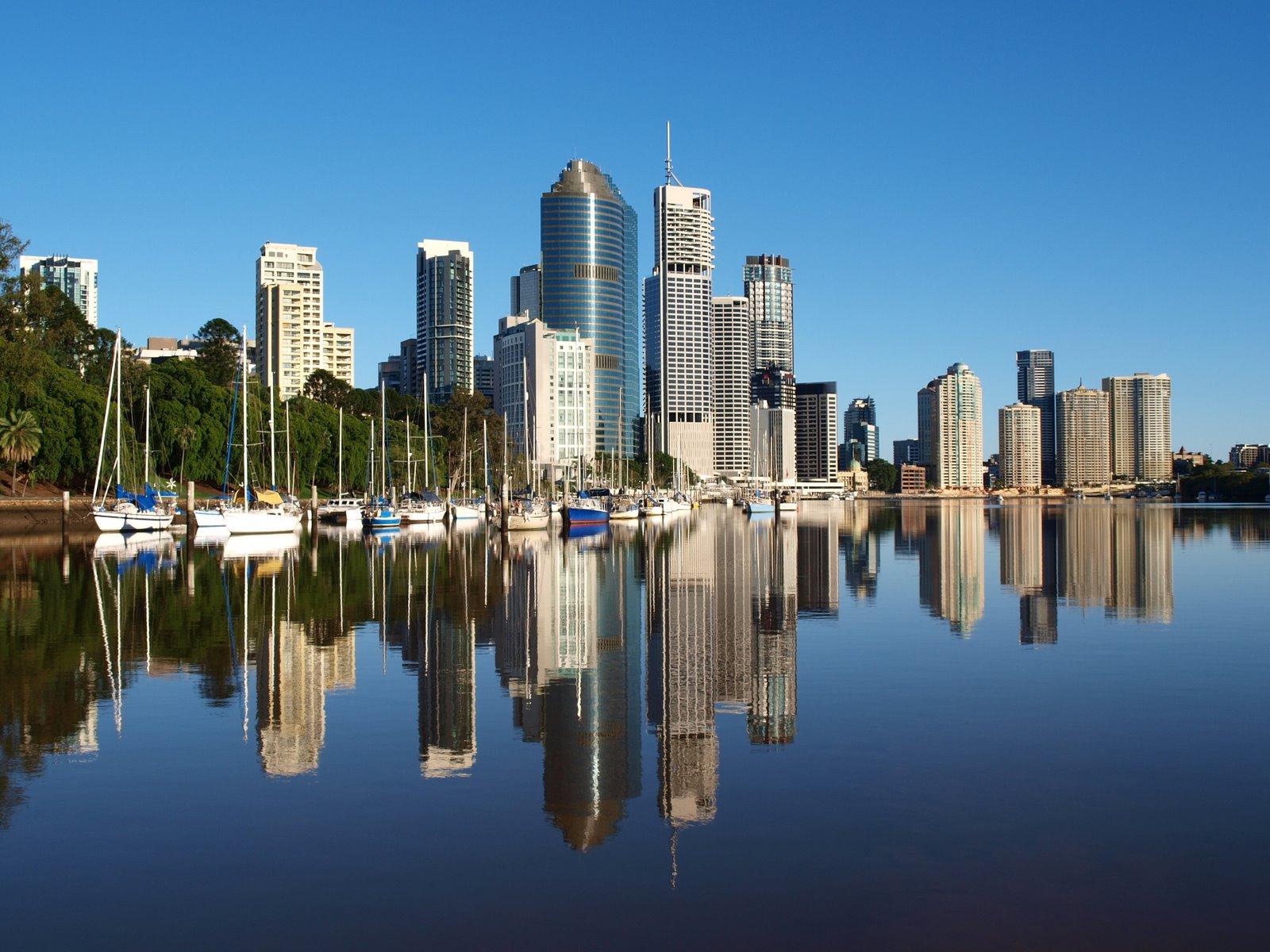 Travel & Adventures: Brisbane. A voyage to Brisbane ...