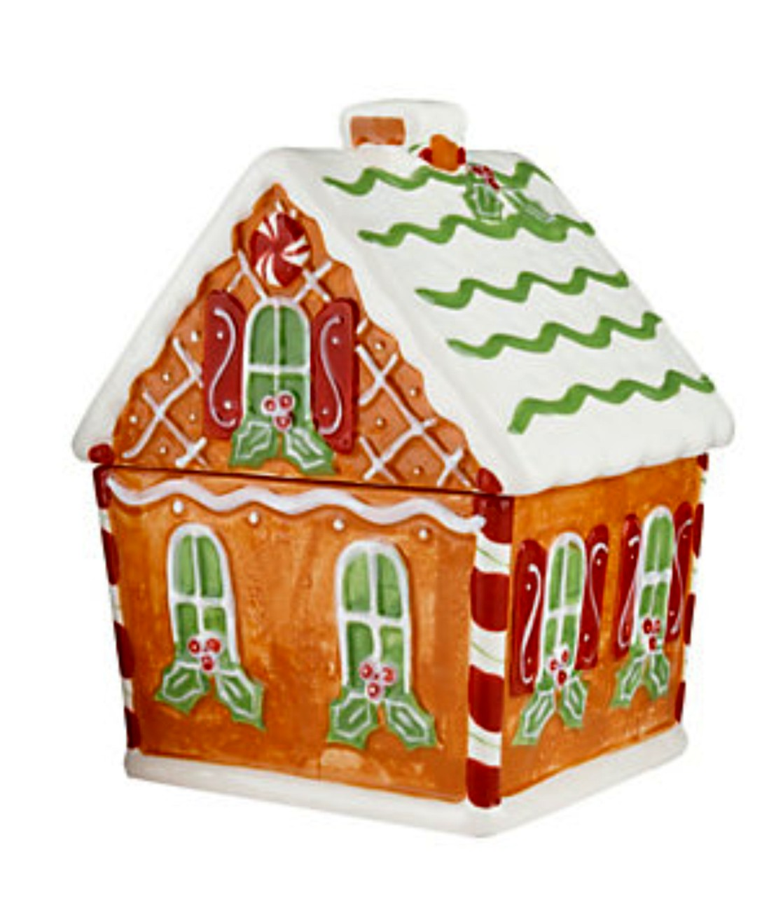 gingerbread house cartoon gingerbread house cookie jar