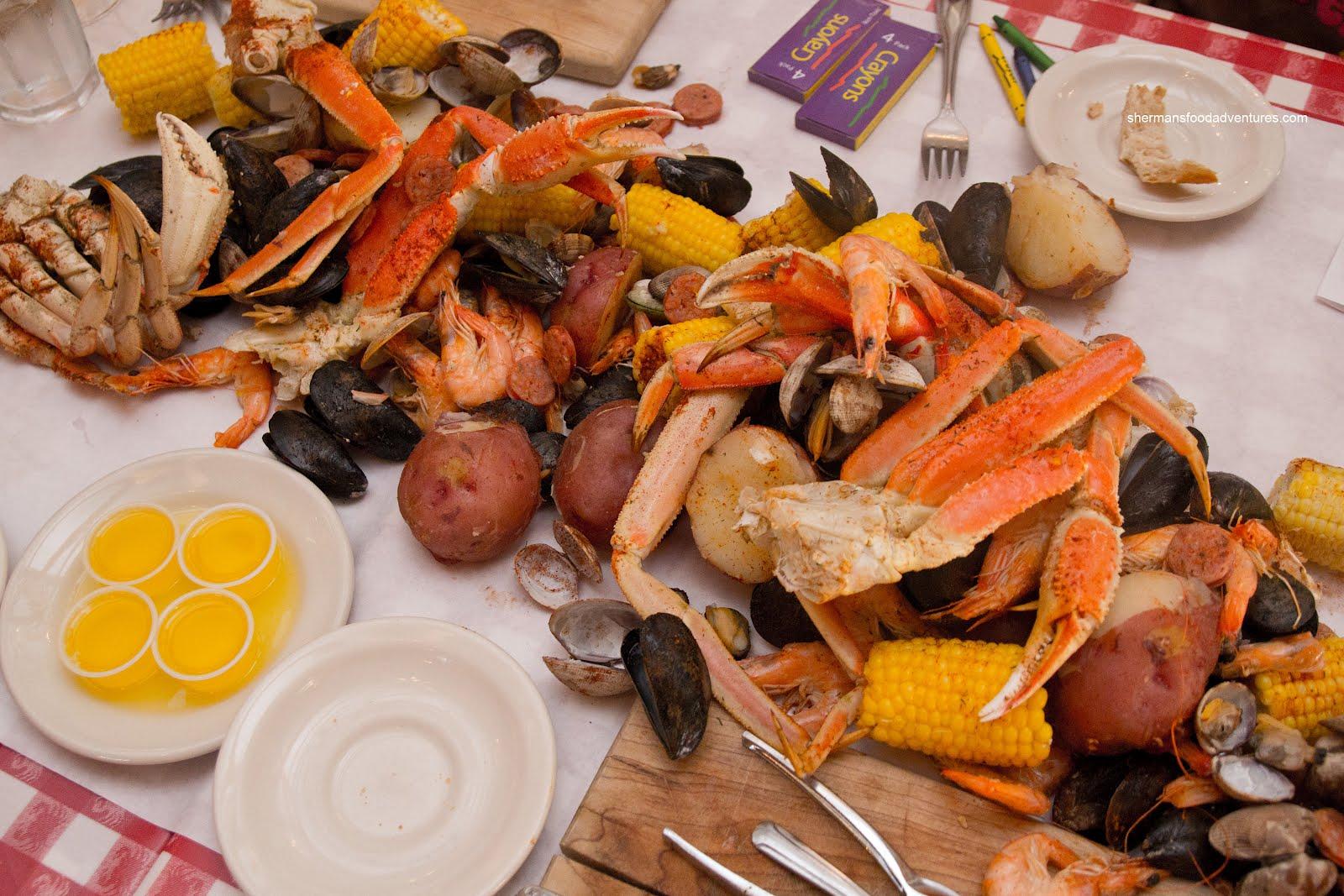 Seafood Restaurants In Bellevue Wa