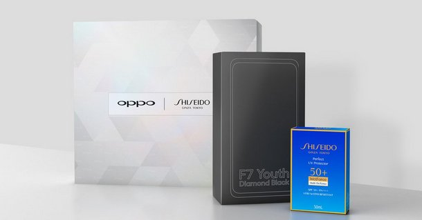 Oppo F7 Youth Limited Special Package