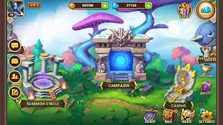 Idle Heroes Mod Apk Unlocked All Item