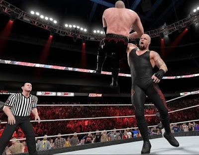 WWE 2K15 Highly Compressed Download