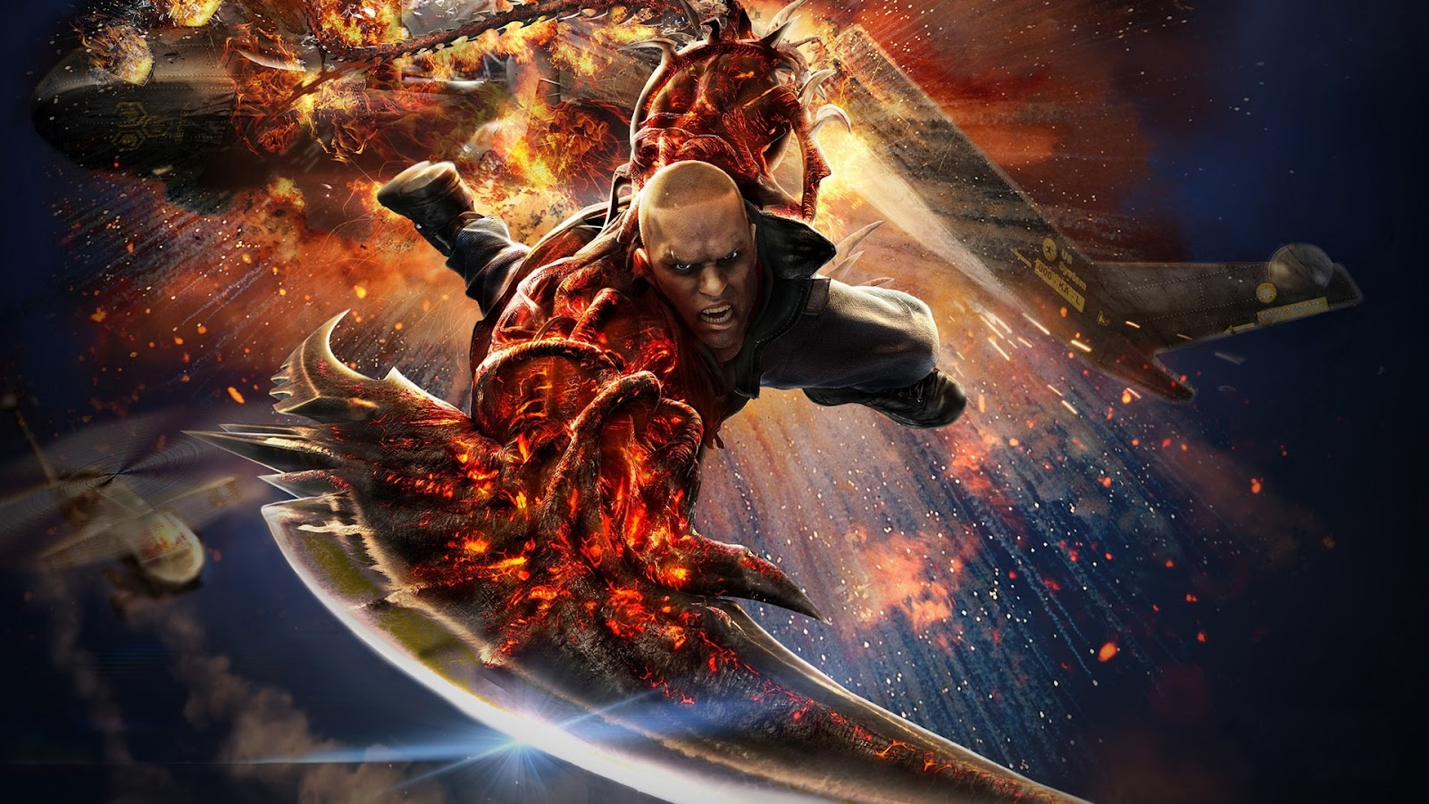 Prototype 2 Wallpapers Hd: Trololo Blogg: Crysis 2 Hd Wallpaper 1080p
