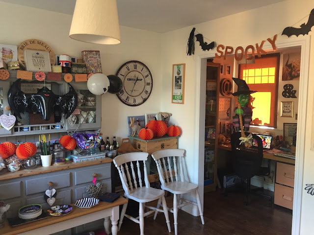 Halloween Party decor from Party Pieces