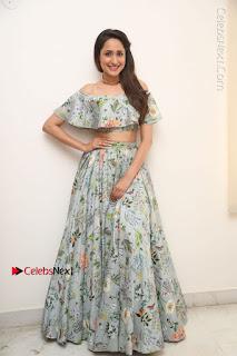 Actress Pragya Jaiswal Stills in Floral Dress at turodu Interview  0197.JPG