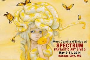MassiveFantastic com: Celebrating The World Of FANTASTIC Art