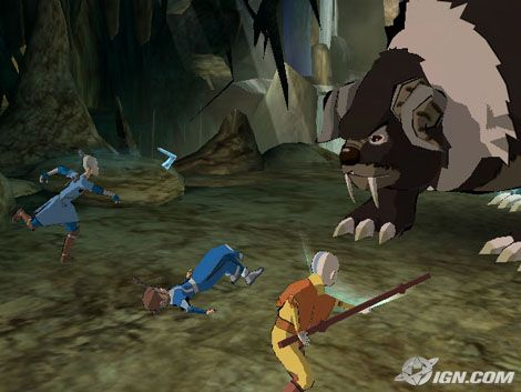 Necro - Avatar The Last Airbender RPG in the Works ...
