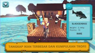 Ikan Kotak: Game Memancing Apk - Download Game Gratis Android