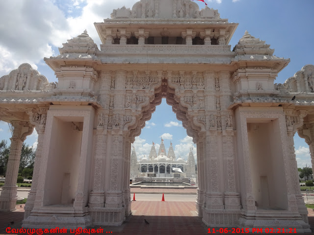 Abroad BAPS Temples