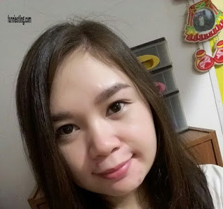 Penampakan Ling Makeup No Makeup Look