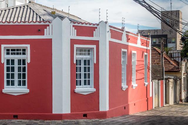 Casa localizada na Rua Kellers, 555 - detalhe