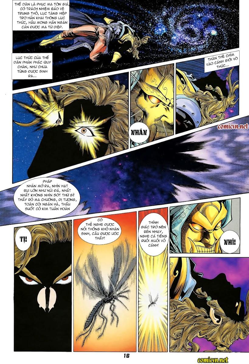 Đại Đường Uy Long chapter 93 trang 16