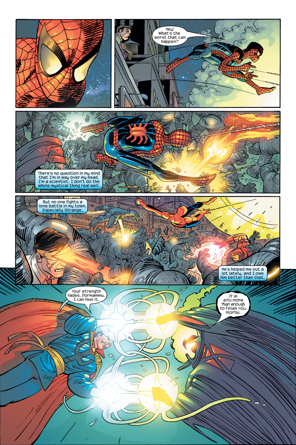 The Amazing Spider-Man (1999) 58 Page 7