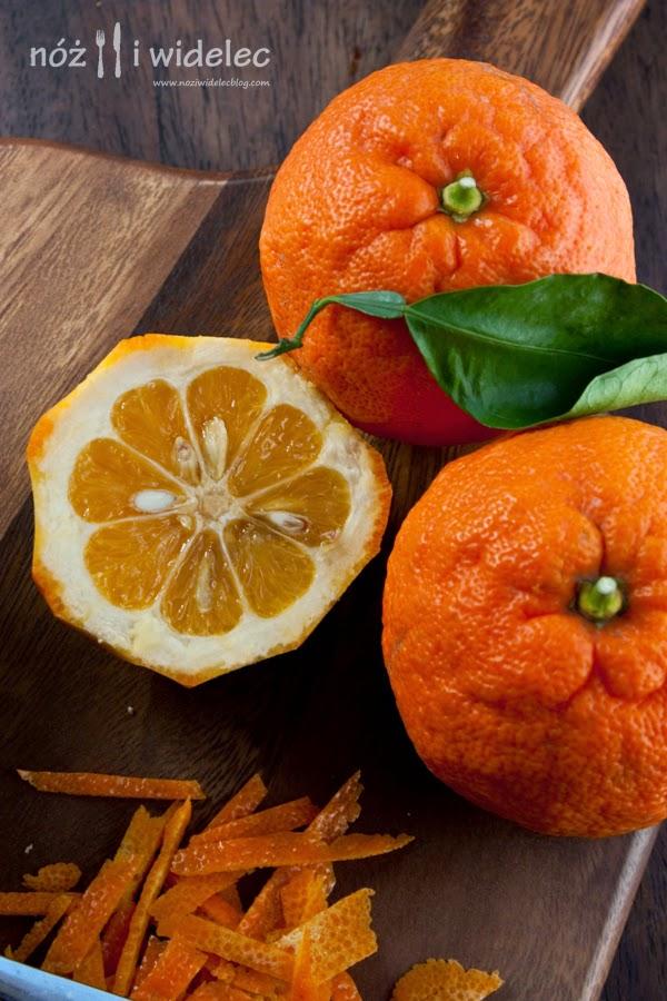 dżem, konfitura, pomarańcze