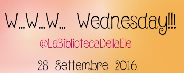 W...W...W... WEDNESDAY!!! ( 28/09/16)