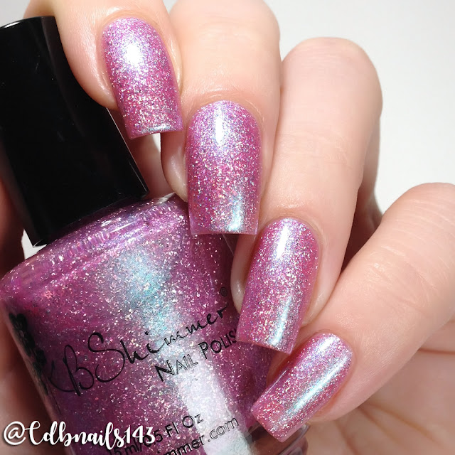 KBShimmer-Pinking of Paradise