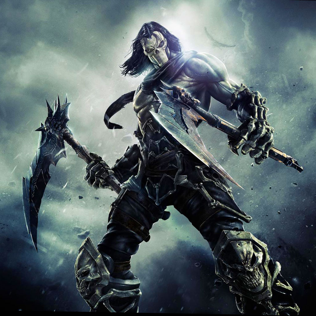 Vicky Thinks: Darksiders II - Game Review