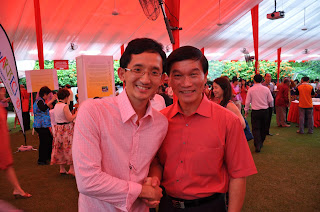 Yuantai and Yam Ah Mee