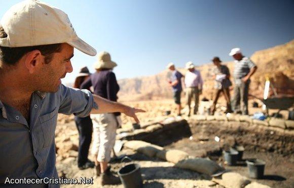Arqueólogos descubren minas de la época del rey Salomón
