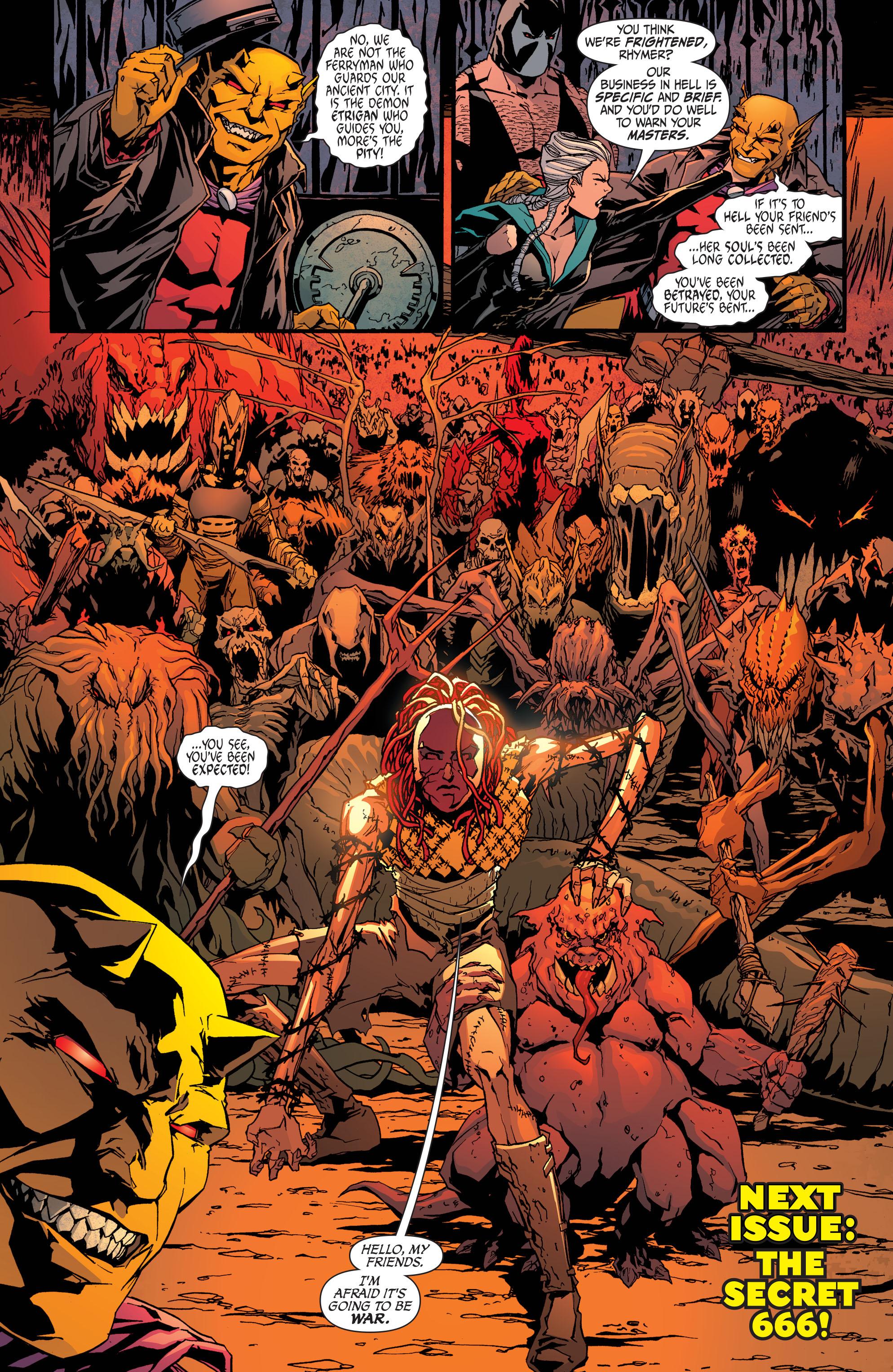Read online Secret Six (2008) comic -  Issue #31 - 23