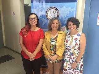 """Presidenta Nacional del Colegio de Periodistas entrega """"Premios a la Trayectoria 2018"""" en Arica"""