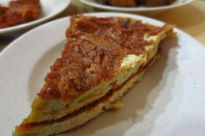 Minang House Traditional Nasi Padang, omelette