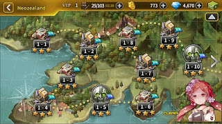 Fantasy Squad The Era Begins MOD Unlocked Characters God Mode Apk+Data (OBB) Latest Version Updated