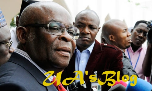 Onnoghen's lawyers move to stop arraignment Monday •CJN's lawyers lobby Abba Kyari
