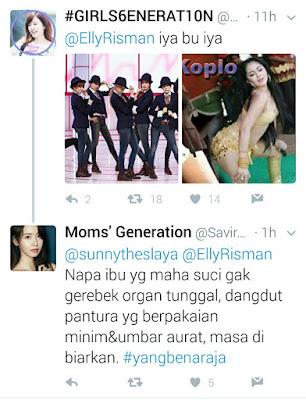 """Girls' Generation SNSD di Juluki  """"Simbol Seks & Pelacuran""""  Fans meradang"""