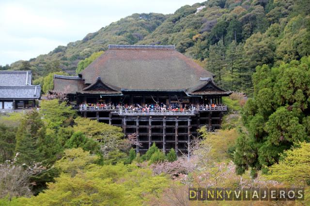 Hon-do de Kiyomizu-dera