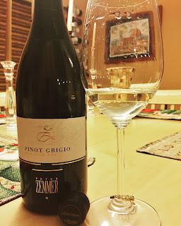 2014 Peter Zemmer Pinot Grigio Alto Adige
