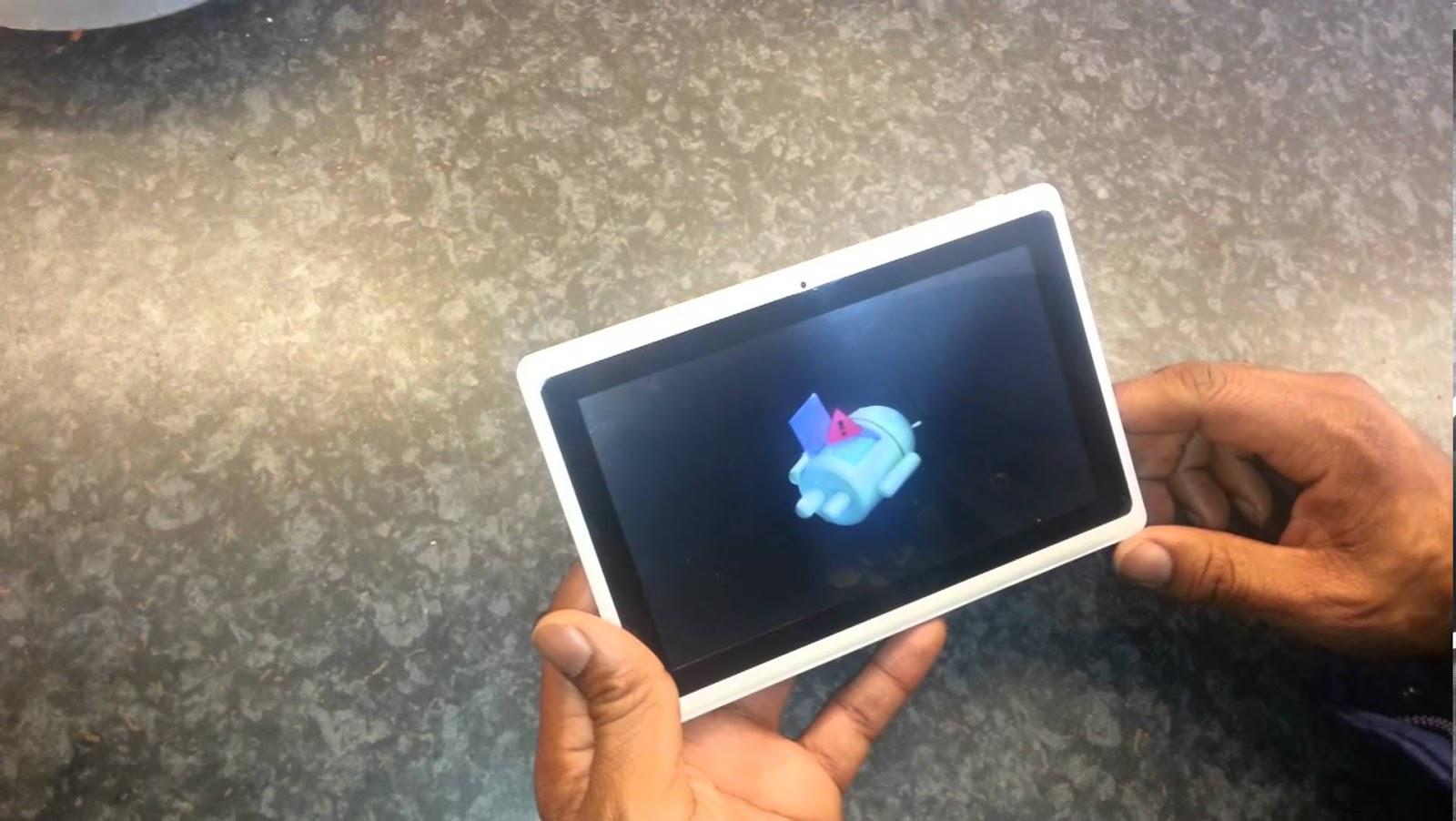 Sahabat cellular: cara mengatasi lupa pola pada tablet merk cina