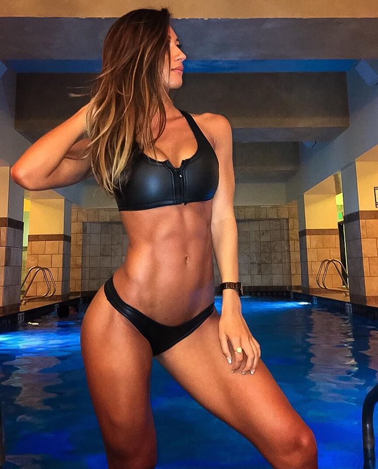 Karina Elle Lisenbee - Fitness Trainer, Wellness Coach and Model