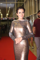 Actress Catherine Tresa in Golden Skin Tight Backless Gown at Gautam Nanda music launchi ~ Exclusive Celebrities Galleries 100.JPG