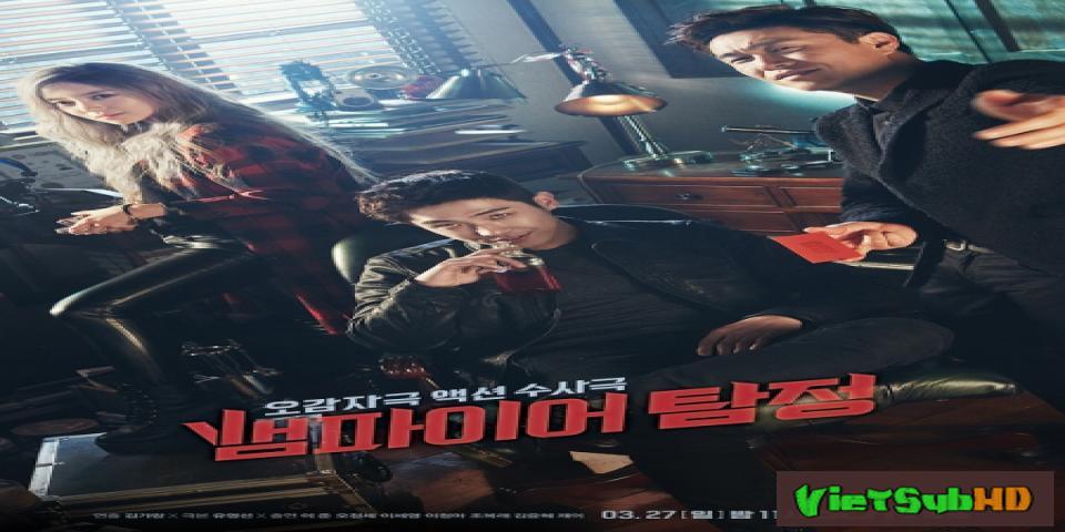 Phim Thám Tử Ma Cà Rồng Hoàn Tất (12/12) VietSub HD | Vampire Detective 2016