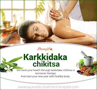 Karkidaka Chikitsa in Kerala